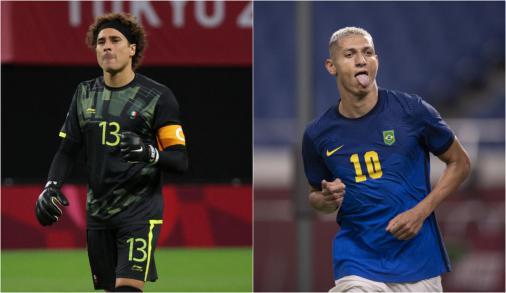 México x Brasil: prováveis escalações e onde assistir à partida da Seleção na semifinal dos Jogos Olímpicos