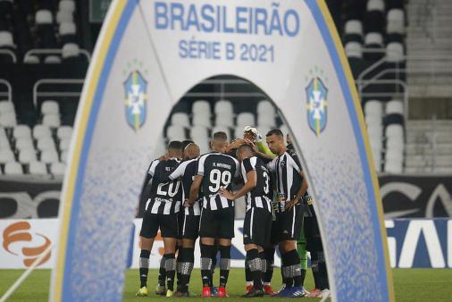 CBF detalha mais rodadas da Série B; sem TV aberta, Botafogo jogará em um domingo de manhã