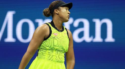 Osaka perde posições no ranking da WTA