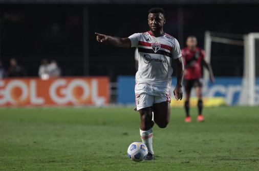 Luan minimiza disputa com Gabriel: 'São Paulo é maior que qualquer jogador'