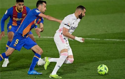 Barcelona x Real Madrid: onde assistir, horário e escalações do El Clásico de La Liga