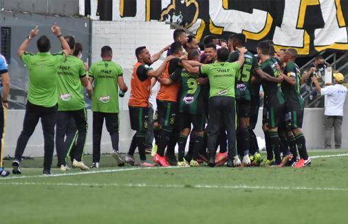 VÍDEO! Veja os melhores momentos da derrota do Santos para o América