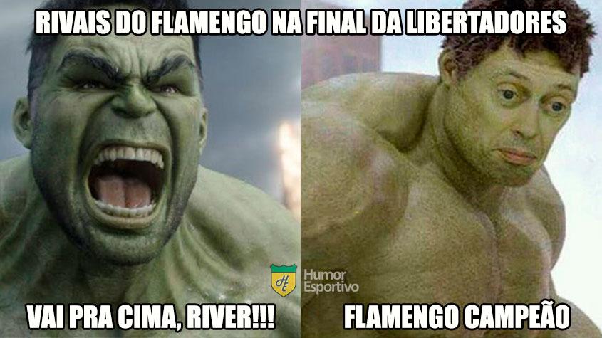 é Campeão Veja Os Memes Do Título Do Flamengo Na