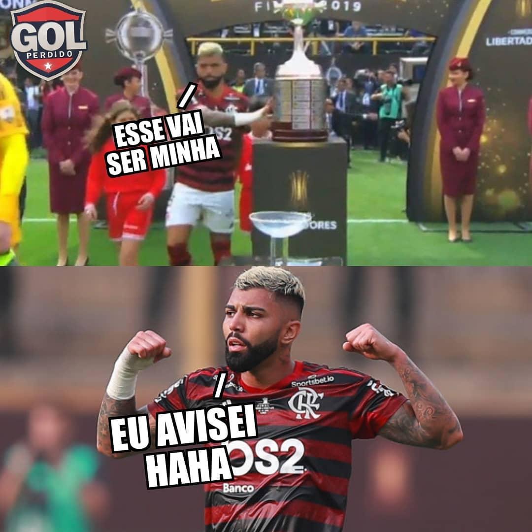 É CAMPEÃO! Veja os memes do título do Flamengo na ...