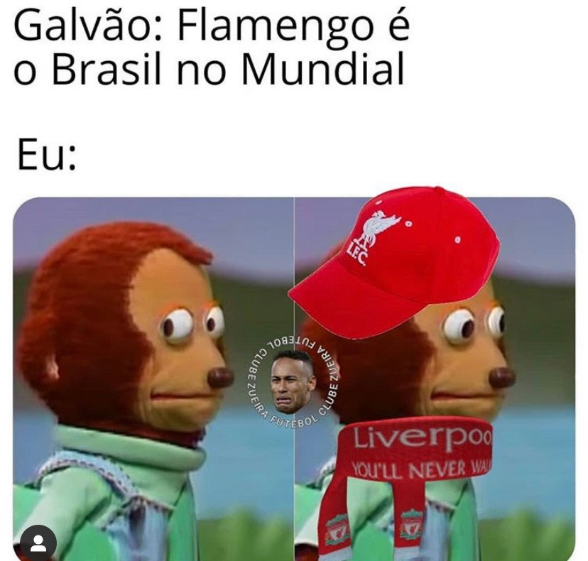 Final Do Mundial Entre Flamengo E Liverpool Já Inspira Memes