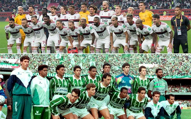 Mauro Cezar critica opini�o de Roberto Carlos sobre Jesus e relembra que Flamengo venceu Palmeiras de 93/94