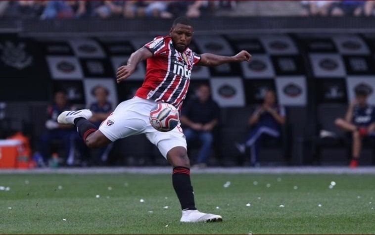 Jucilei São Paulo Rubens Chiri saopaulofc.net | Últimas Noticias Futbol Mundial
