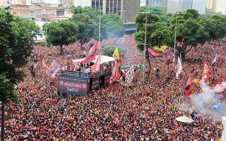 Hepta do Flamengo completa seis meses; Confira!