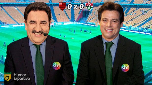 Final do Carioca no SBT rende enxurrada de memes nas redes sociais ...