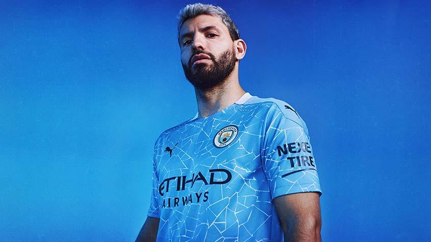 Manchester City Lanca Nova Camisa Titular Veja Os Novos Uniformes 1 2 E 3 Galerias