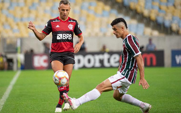 Comentaristas criticam o jogo do Flamengo na decisão da Taça Rio contra o Fluminense