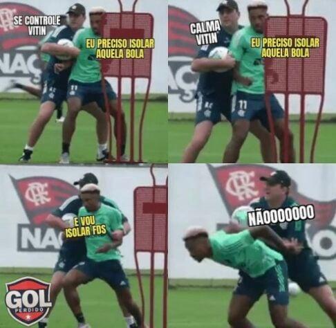 Zoações com Flamengo bombam na web após eliminação para o ...