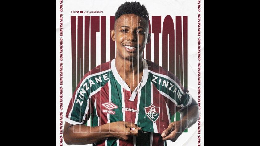 Wellington Fluminense   Últimas Noticias Futbol Mundial