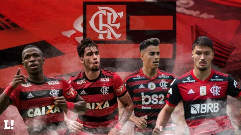 """Em cinco anos, vendas de """"Garotos do Ninho"""" turbinam receitas do Flamengo –  Galerias"""