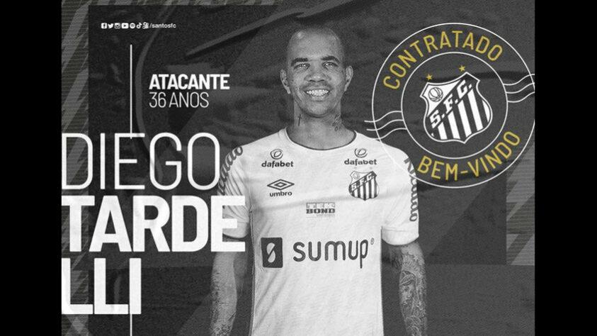 Diego Tardelli Santos   Últimas Noticias Futbol Mundial