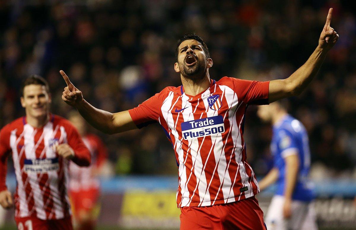 Diego Costa está de volta à seleção da Espanha. O atacante do Atlético de  Madrid foi convocado pelo técnico Julen Lopetegui para os amistosos contra  ... fad4971aa5a2b