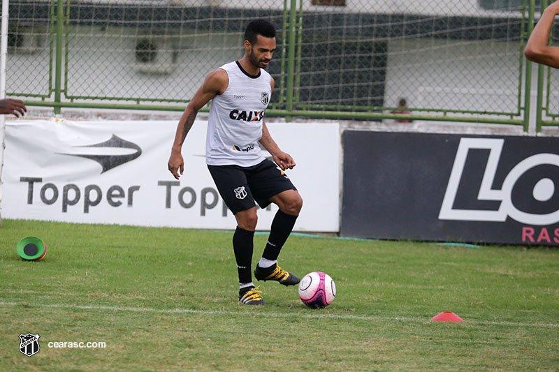 Noticia Agora - Zagueiro do Ceará confia em vitória contra o Flamengo 145278acce263