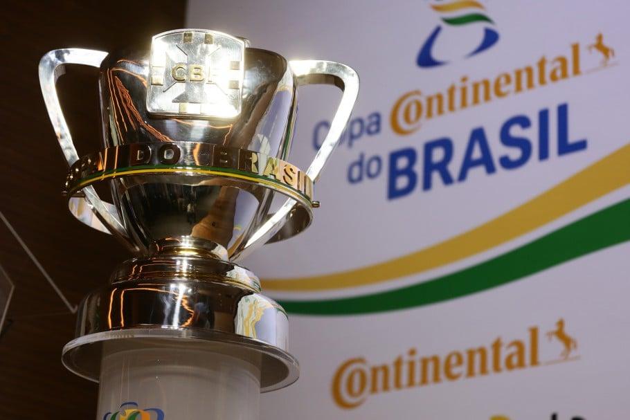 CBF divulga horários dos jogos da volta da 3ª fase da Copa do ...
